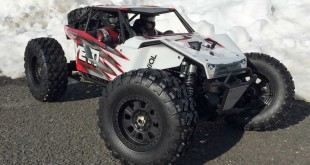 Axial Yeti XL Build – Front Differentials