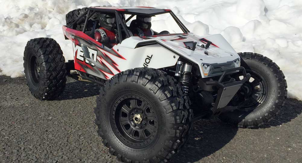 Axial Yeti XL Build – Front Differential