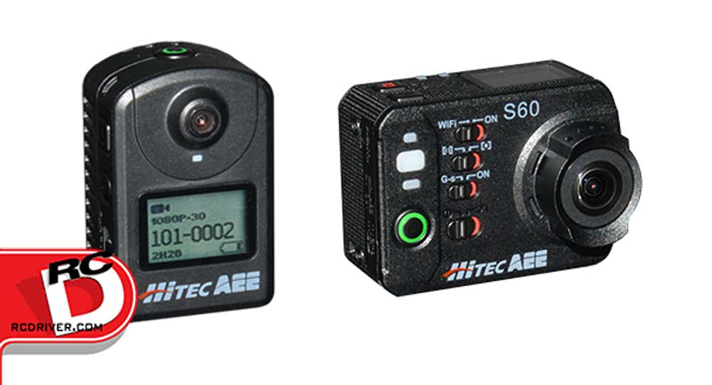 Hitec's Releases the MD10 and S60 Portable Hi Def Cameras