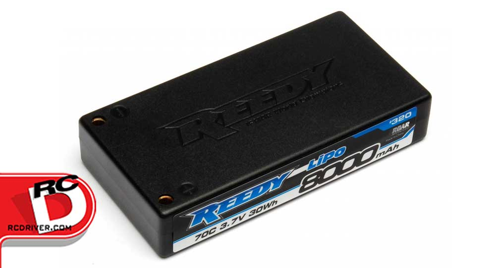 Reedy 8000mAh 70C 3.7V LiPo Battery