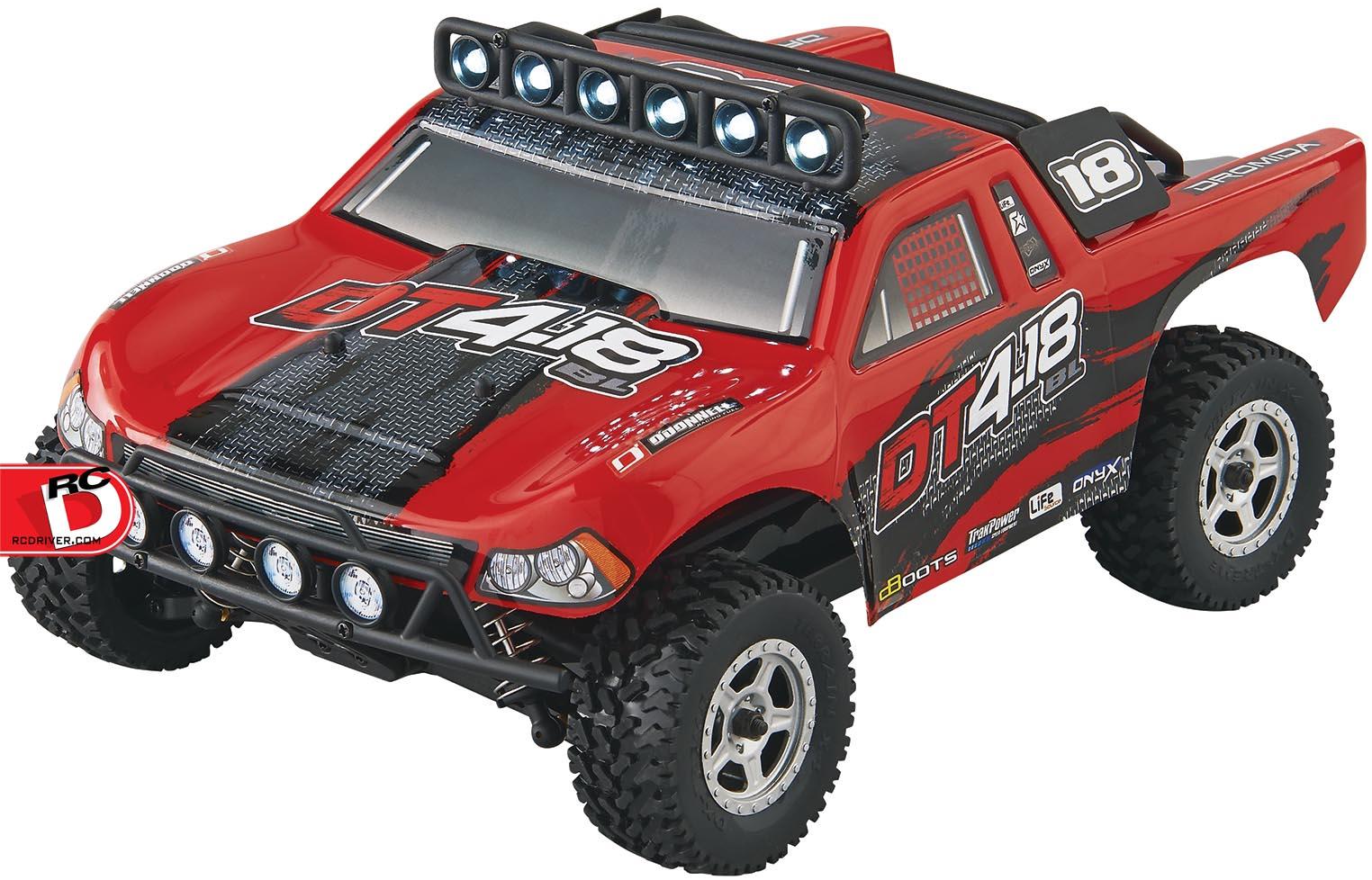 Dromida mt4.18 rtr monster truck