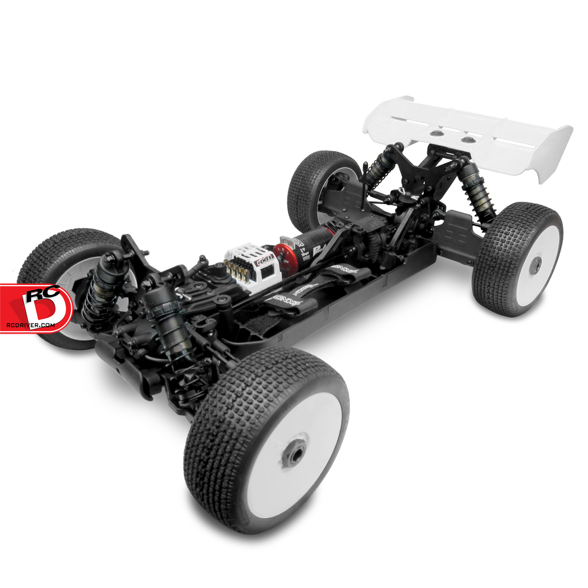 TeknoRC EB48SL Electric 1/8th 4WD Competition 'Super Light' Buggy