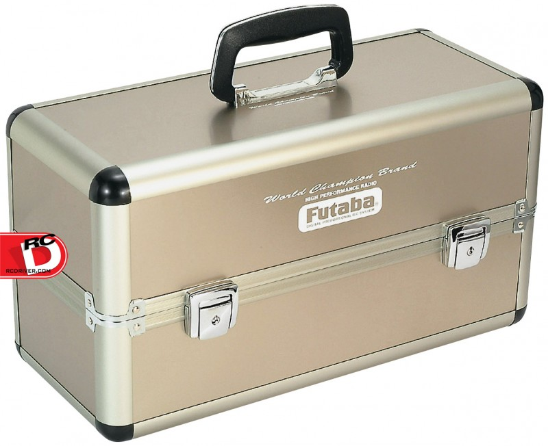 Futaba Metal Double Transmitter Case