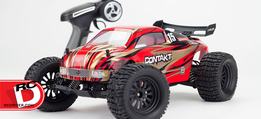 Small but Fun – The Helion Contakt 12TR