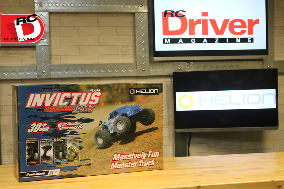 Helion Invictus 10MT 4×4 Brushless