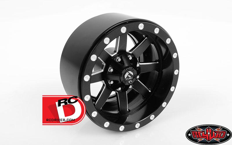 RC4WD Fuel Offroad Maverick 1.9″ Beadlock Wheels