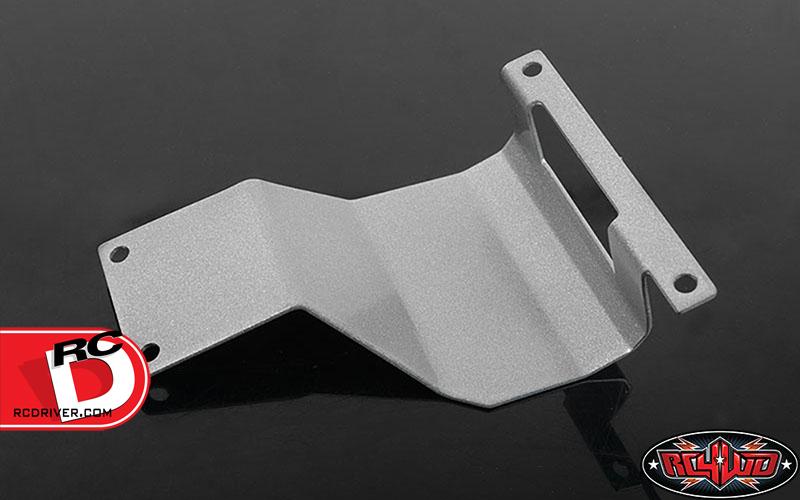 RC4WD Skid Plate for Trail Finder 2 V8/R4