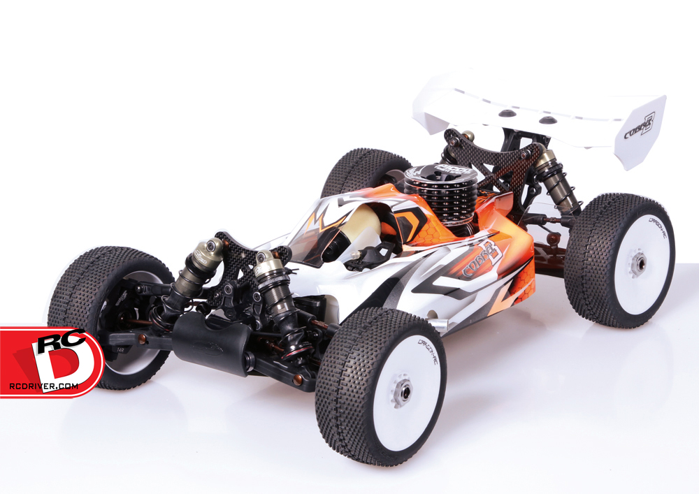 Serpent Cobra 2.2 1/8 Nitro Buggy