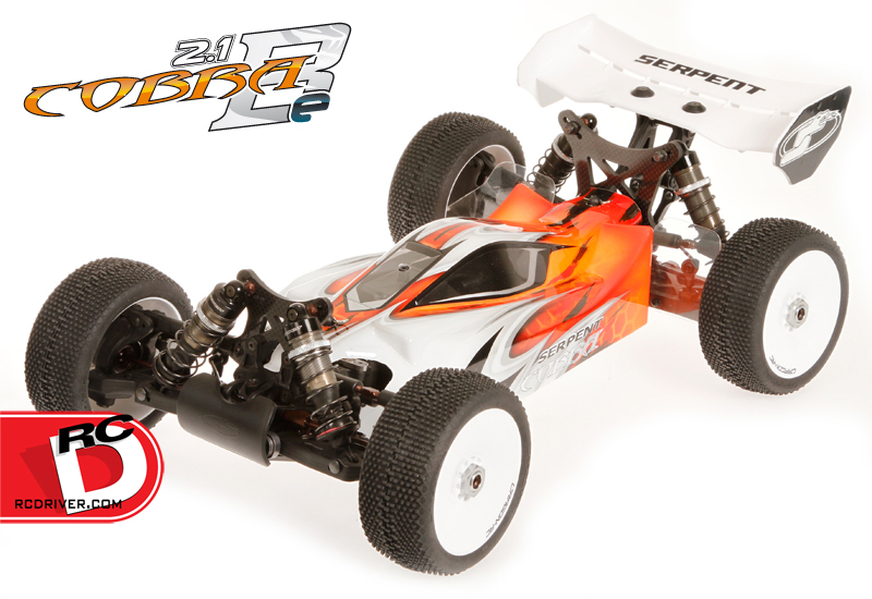 Serpent Cobra B-e 2.1 1/8 Electric Buggy