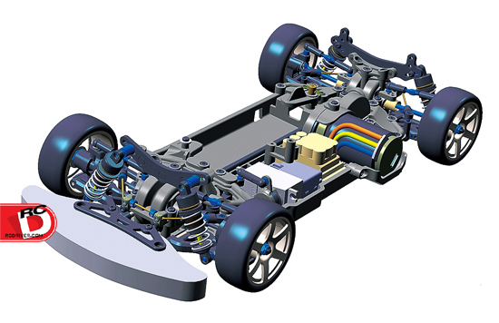 Tamiya TB-04R Limited Edition Chassis Kit