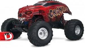 Traxxas - Skully and Craniac 2wd Monster Trucks_2 copy