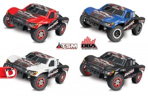 Traxxas - Slash VXL and Slash 4x4 VXL with LCG Chassis TSM and OBA_1 copy