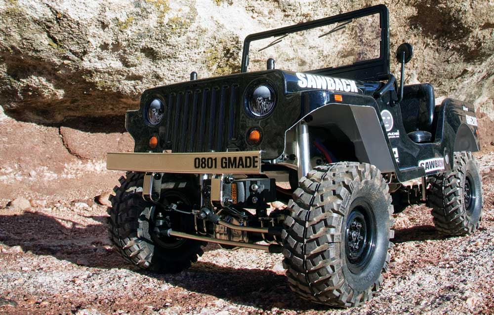 Gmade Sawback Classic Willys