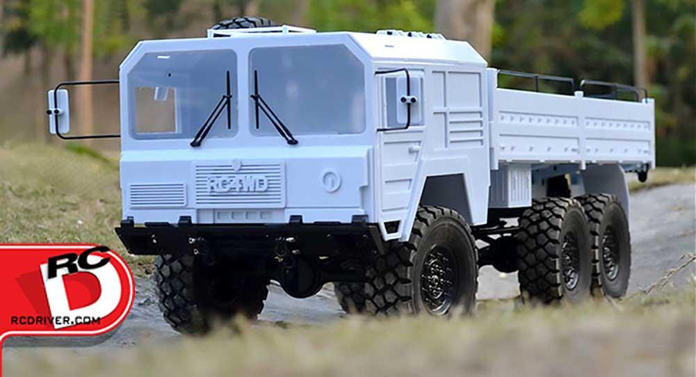 RC4WD Beast II 6×6 Truck Kit