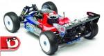 Team Associated RC8B3 1/8 Scale Nitro Buggy