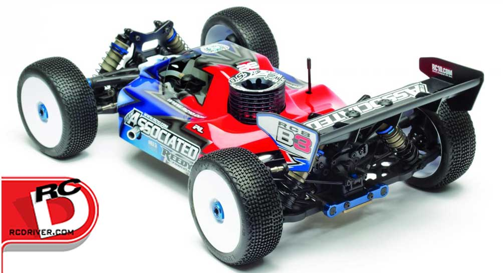 rc10.com with Team Associated Rc8b3 18 Scale Nitro Buggy on Team Associated Rc8b3 18 Scale Nitro Buggy moreover Team Associated Apex Scion Racing Tc 2015 Lipo  bo in addition Team Associated Ft Shock Shaft Pliers further 4465 Team Associated releases the SC10 likewise Reedy 5s 18 5v 6s 22 2v  petition Lipo Packs.