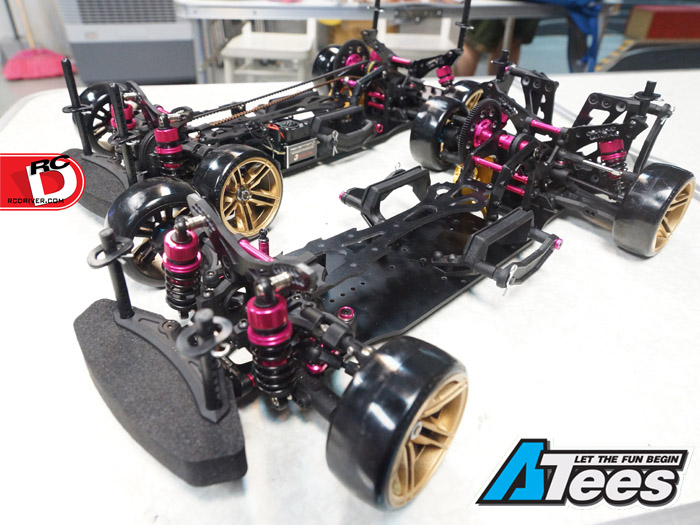 AsiaTees Has The First Look At 3Racing's Sakura D4
