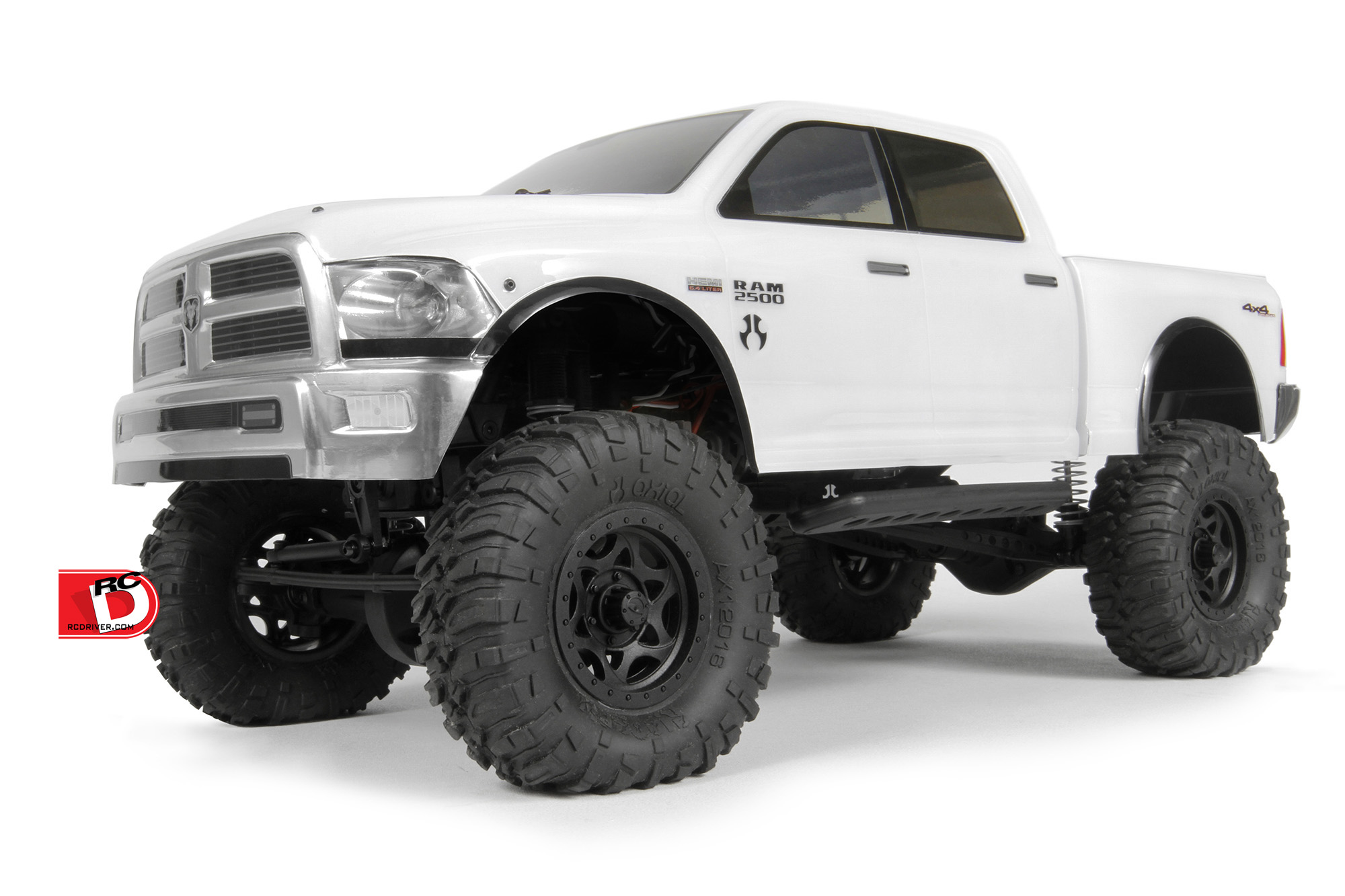 Axial Racing Ram 2500 Power Wagon Body