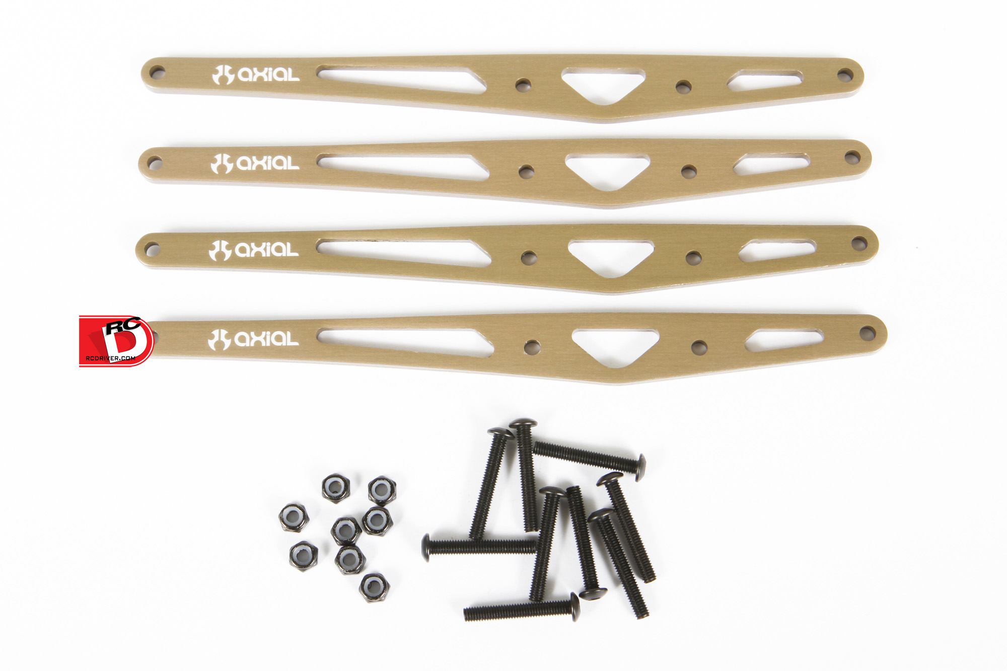Axial Racing Yeti XL Upper and Lower Aluminum Link Sets