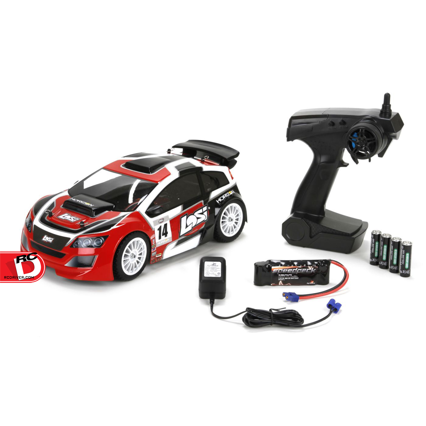 the losi 1 14 mini rally car. Black Bedroom Furniture Sets. Home Design Ideas