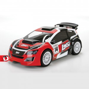 Losi - 1-14 Mini Rally Car