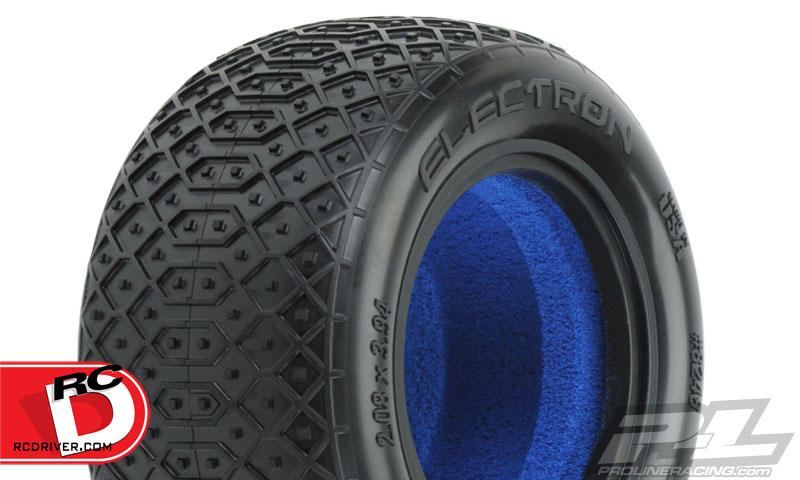 Pro-Line Electron T 2.2″ Stadium Truck Tires