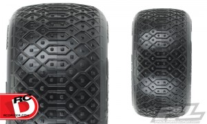 Pro-Line - Electron T 2.2 Stadium Truck Tires_2
