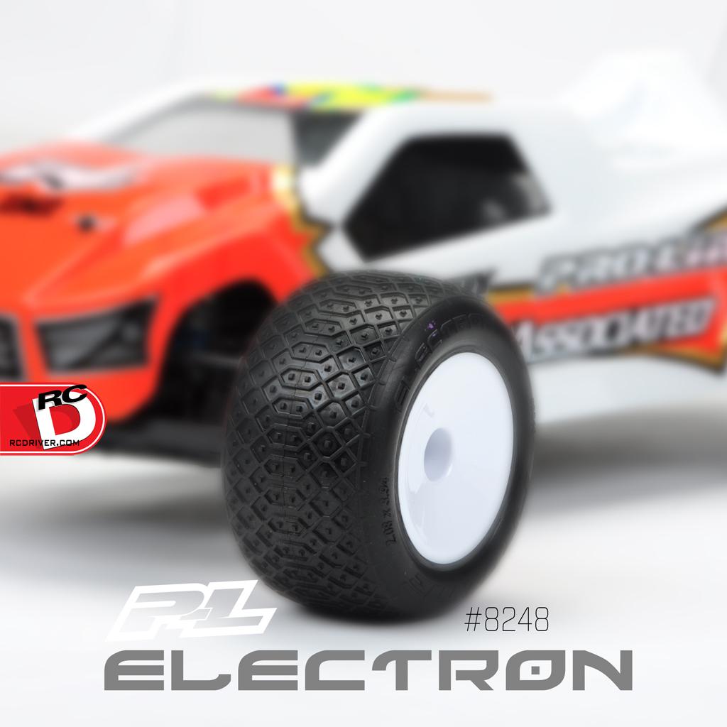 Pro Line Electron T 2 2 Stadium Truck Tire Rc Driver