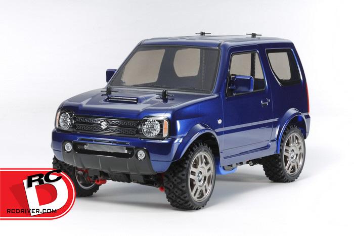 Tamiya Suzuki Jimny JB23 – MF-01X