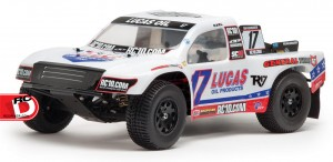 Team Associated - SC10 Brushless RTR Combos with LiPo Battery and Charger