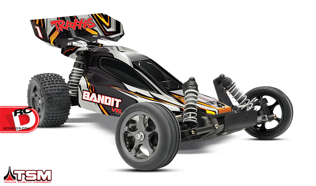 Bandit VXL With Traxxas Stability Management System