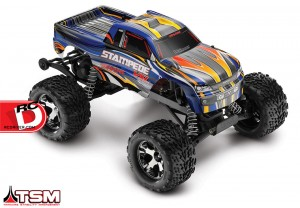 Traxxas - Stampede VXL With Traxxas Stability Management System_2 copy