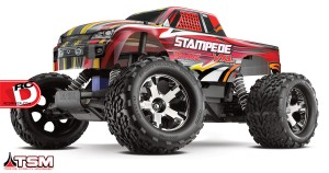 Traxxas - Stampede VXL With Traxxas Stability Management System_3 copy