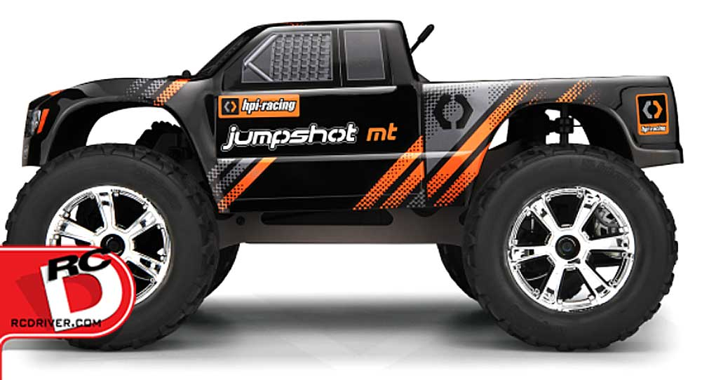 HPI Jumpshot Monster Truck