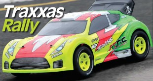 Project: Traxxas Rally