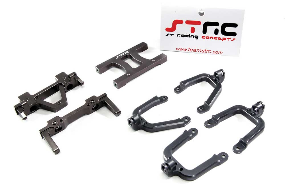 Axial Jeep Rubicon and STRC Shock Mounts & More