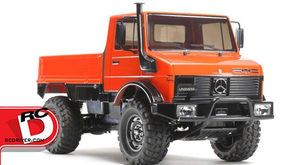 Tamiya Mercedes-Benz Unimog 425
