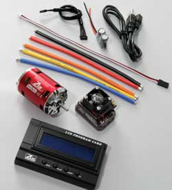 ZTW Beast 1/10-Scale Competition Brushless Power System