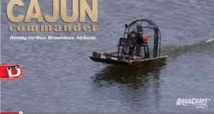 AquaCract_Cajun_Commander_Vid