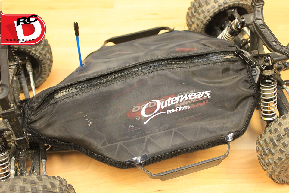 Outerwears Slash 4×4 Generation 2 Shroud