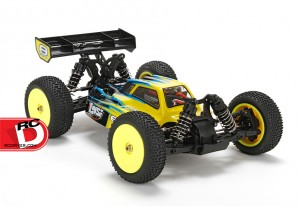 Losi - Mini 8IGHT RTR with AVC
