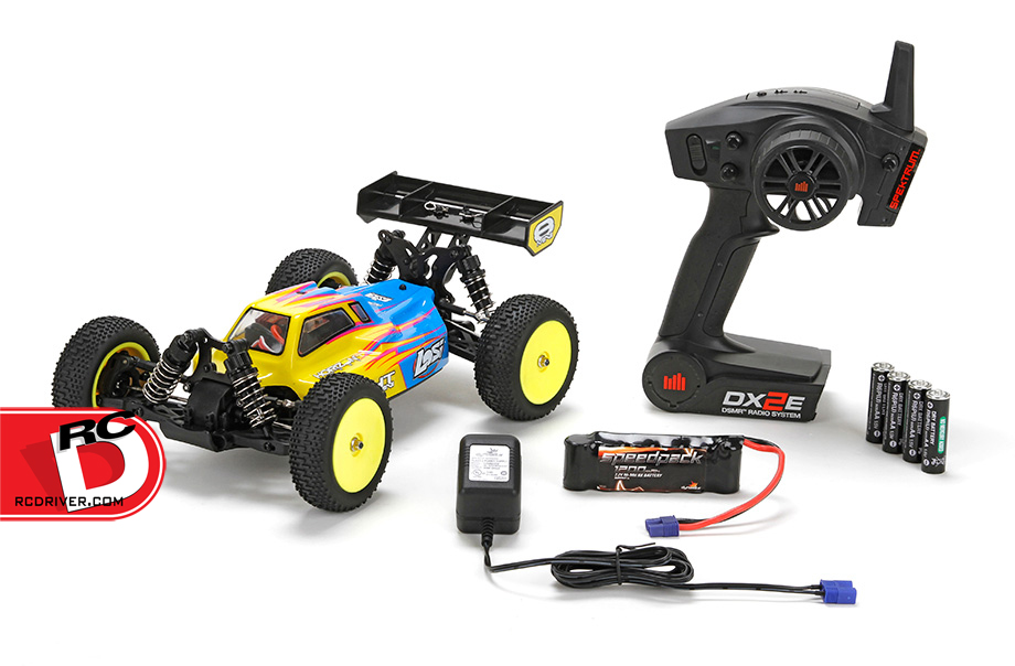 Losi Mini 8IGHT RTR with AVC
