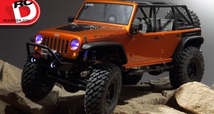 Project Gone Wild Axial SCX10 Jeep Rubicon