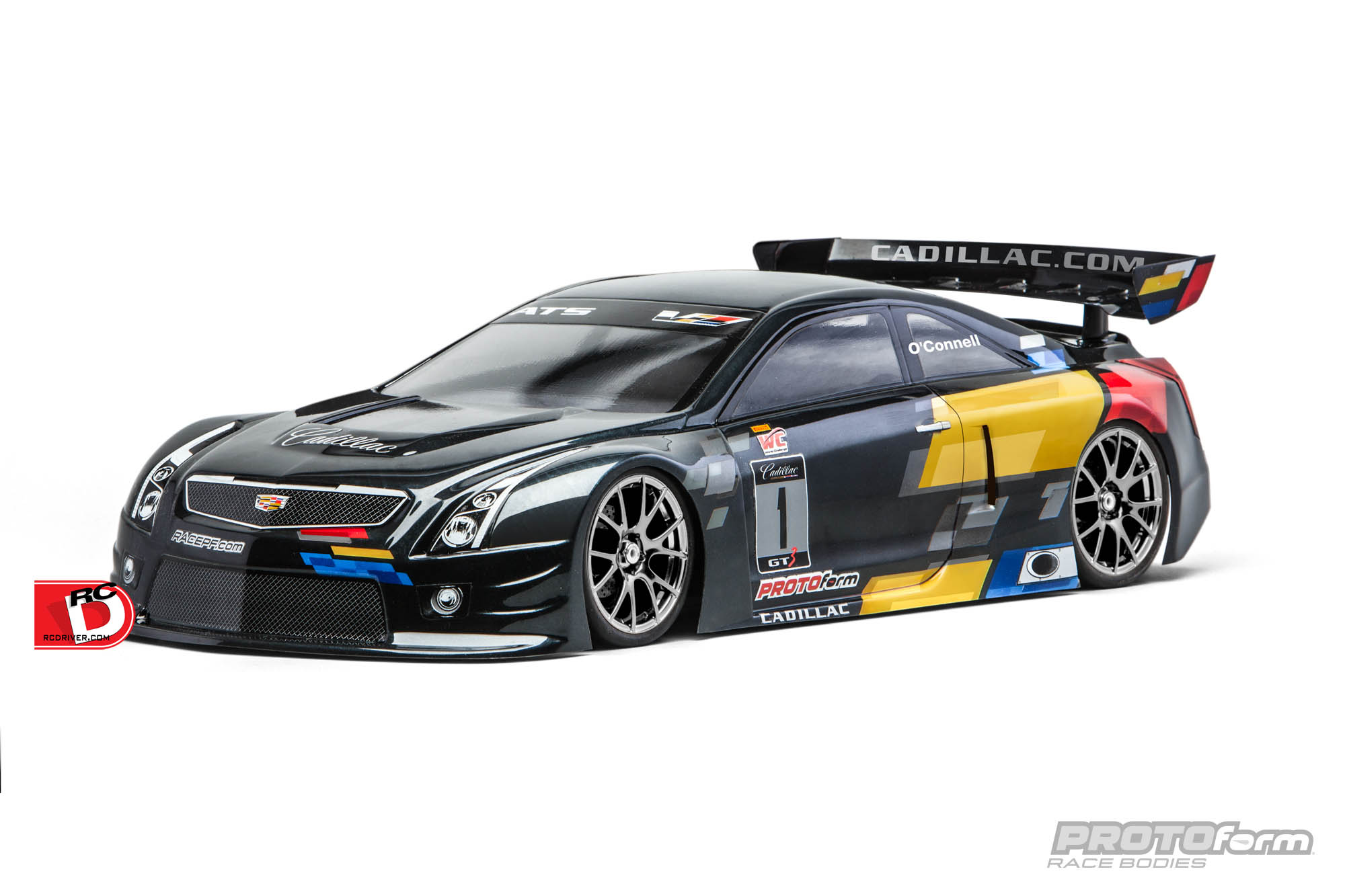 PROTOform Cadillac ATS-V.R Clear Body
