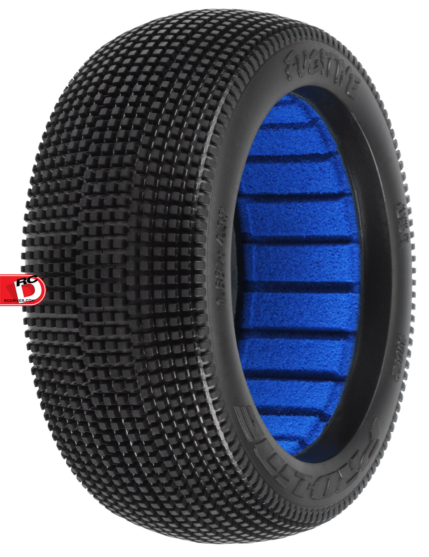 Pro-Line Fugitive X1 (Firm) Off-Road 1/8 Buggy Tires