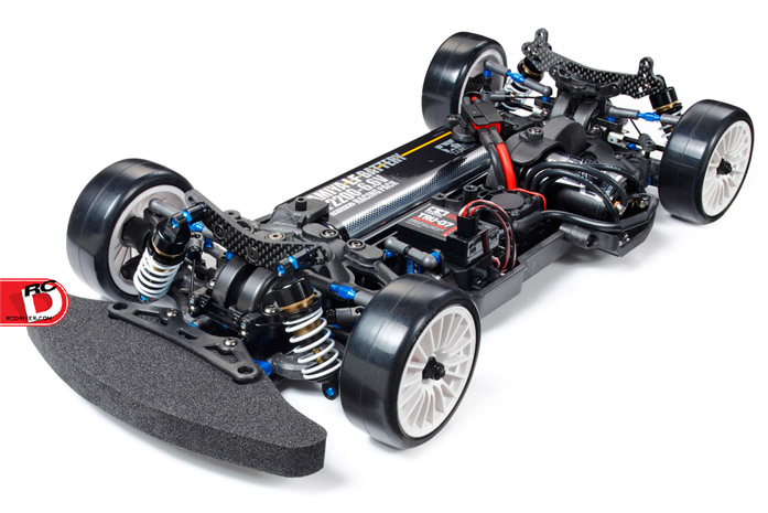 Tamiya TB-04R Chassis Kit Limited Edition