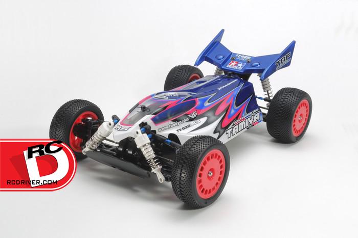 Tamiya TT-02B MS 4wd Buggy