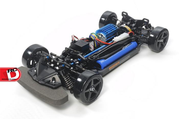 Tamiya TT-02D Type-S Drift Spec Chassis Kit