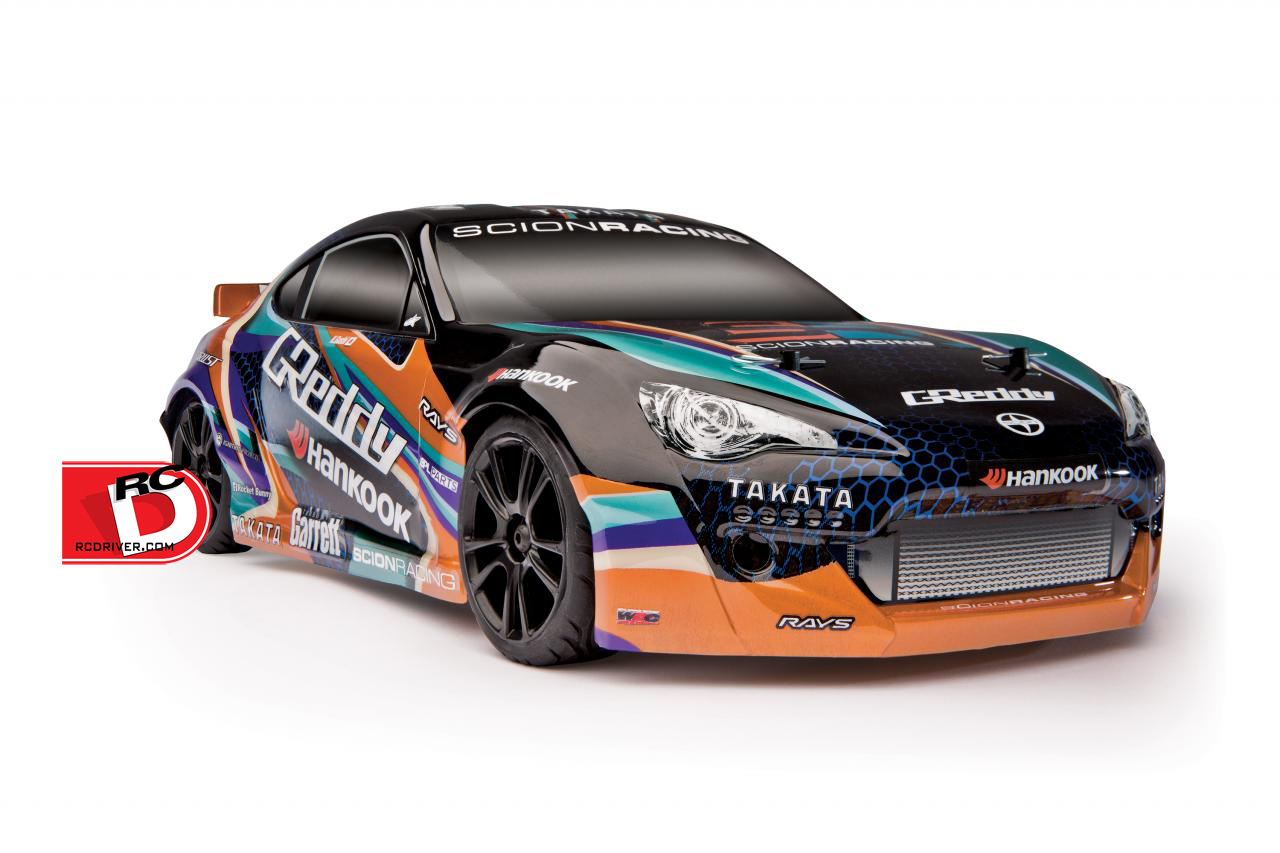 Apex Scion Racing FR-S GReddy & FR-S GReddy LiPo Combos