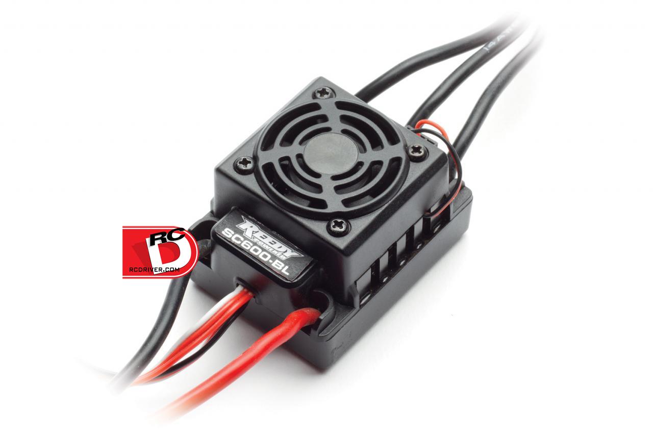 Reedy SC600-BL Sensorless Brushless RTR ESC